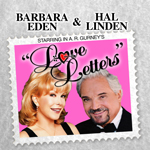 Barbara Eden & Hal Linden in Love Letters